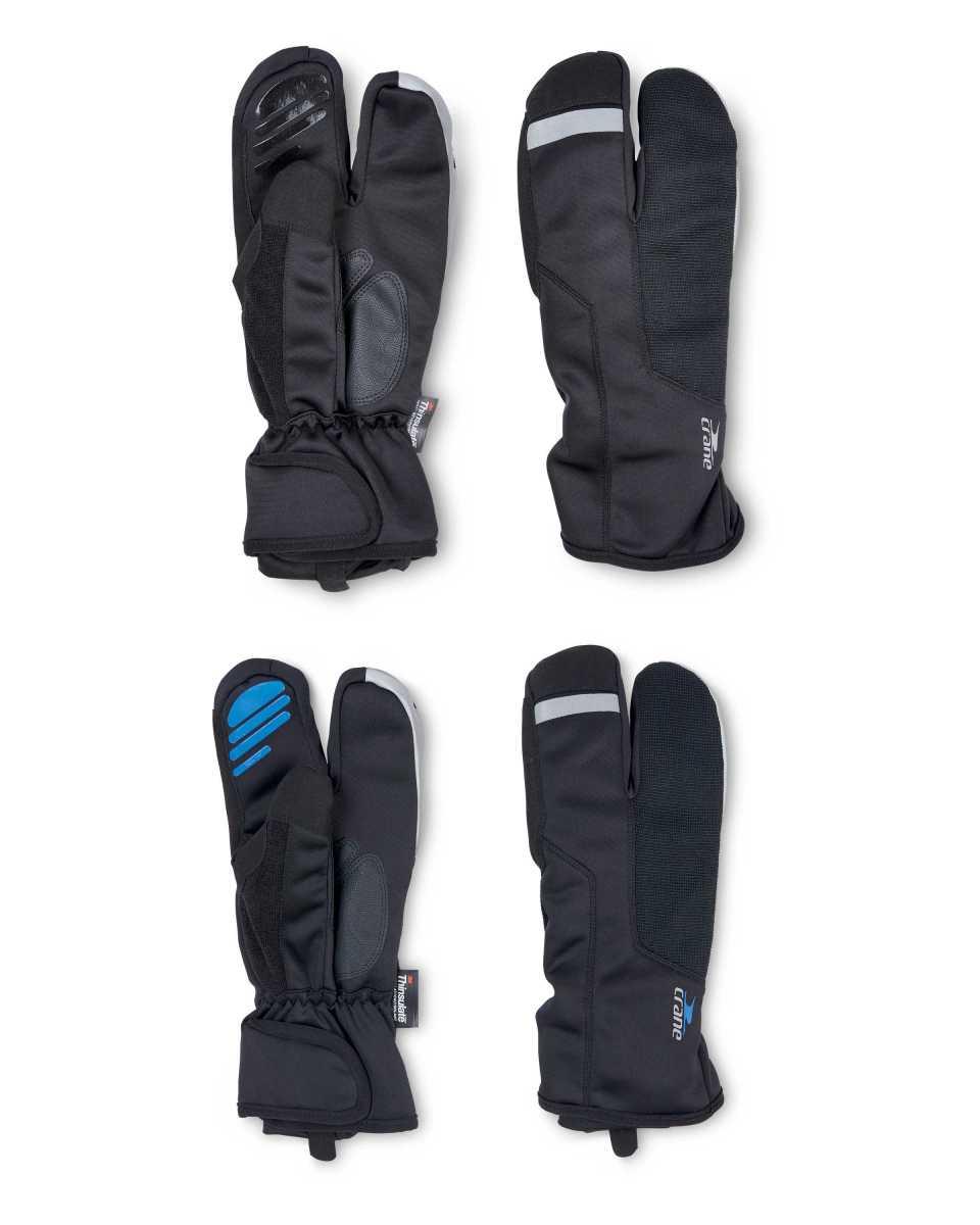 Aldi Waterproof Lobster Cycling Gloves ...