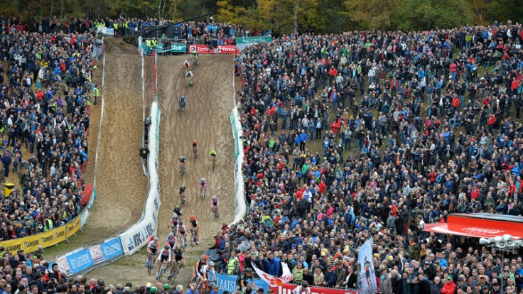 BELGIUM CYCLOCROSS SUPERPRESTIGE ZONHOVEN